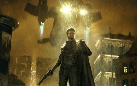 Deus Ex Mankind Divided Artwork