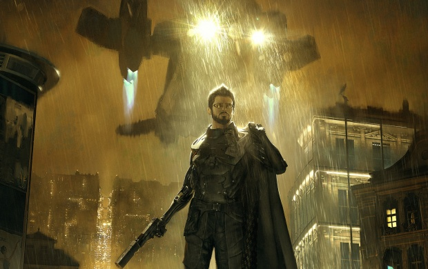 Deus Ex Mankind Divided Artwork (click to view)