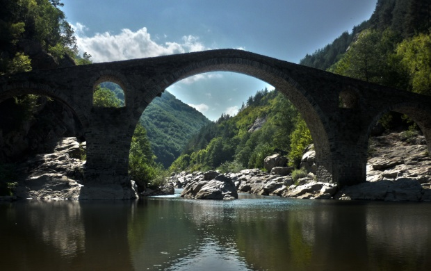 Devils Bridge (Dyavolski Most) (click to view)
