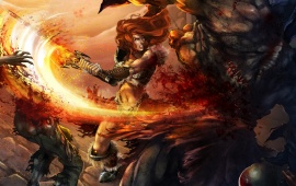 Diablo 3 Battle Monsters