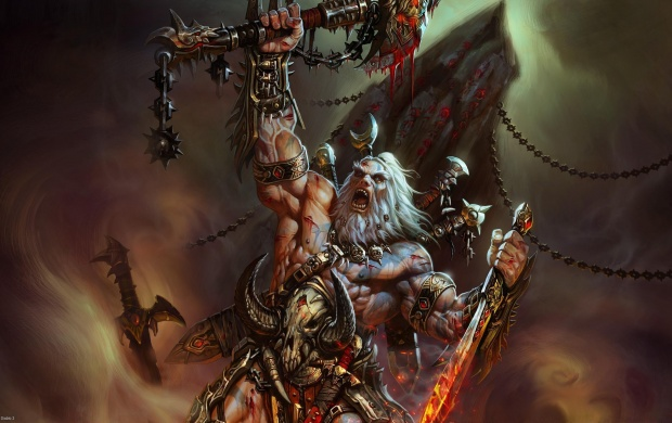 Diablo 3 Monster (click to view)