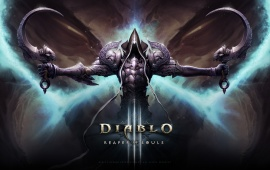 Diablo 3 Reaper Of Soul 2013 Game