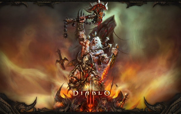 Diablo III: Reaper Of Souls 2014 Game (click to view)