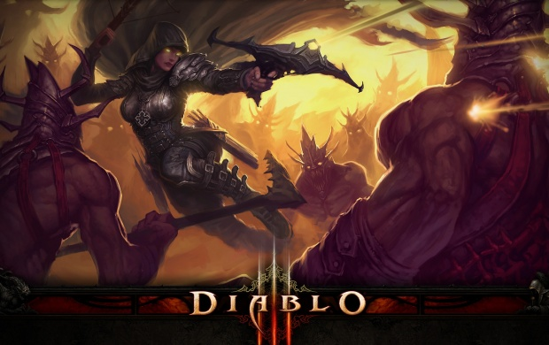 Diablo III: Reaper Of Souls War (click to view)