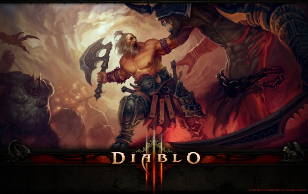 Diablo III Beta (click to view)