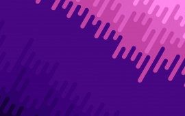Diagonal Purple and Pink Pattern