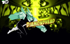 Diamondhead Ben Ten