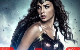 Diana Prince Batman V Superman Poster