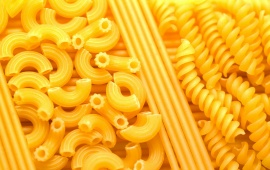 Differring Meal Pasta