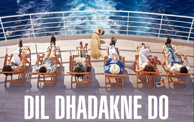 Dil Dhadakne Do First Look (click to view)