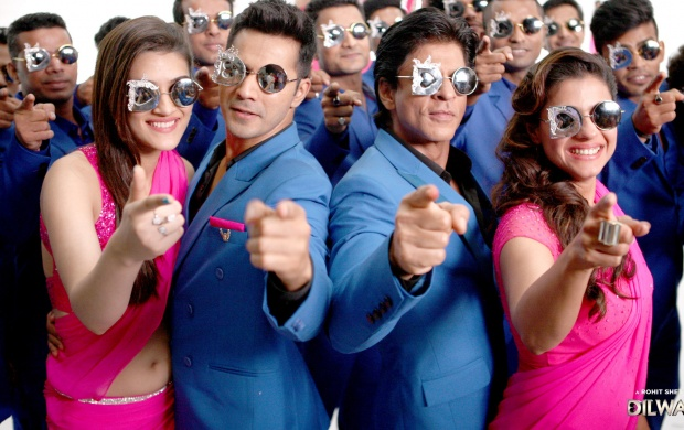 Dilwale Bollywood Movie (click to view)