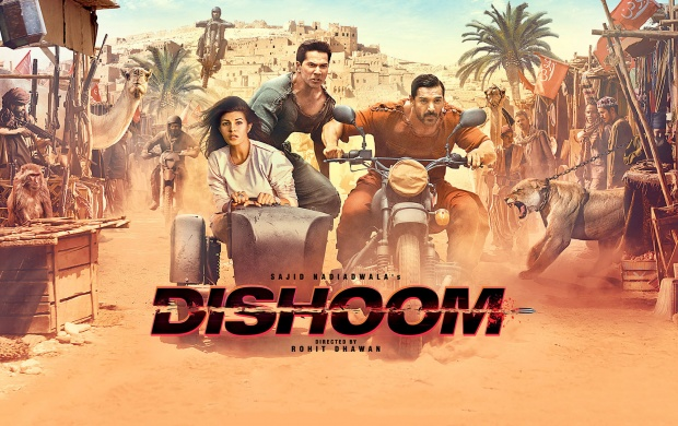 Dishoom Movie (click to view)