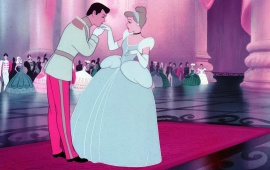 Disney Cinderella Cartoon