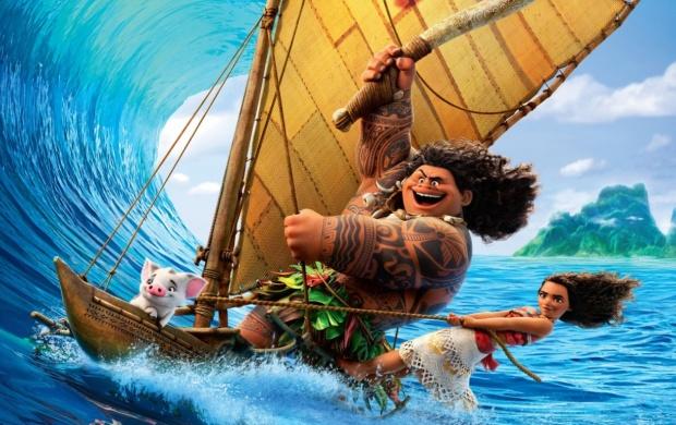 Disney Moana wallpapers