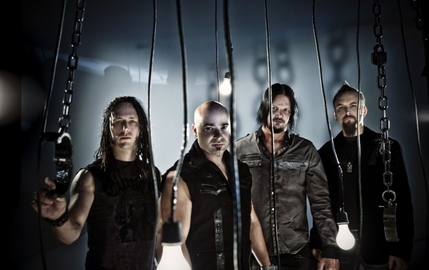 Disturbed Band (click to view)