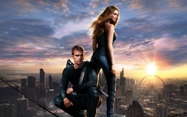 Divergent 2014 Movie (click to view)