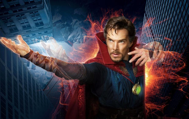 Doctor Strange Imax (click to view)