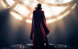 Doctor Strange Movie 2016