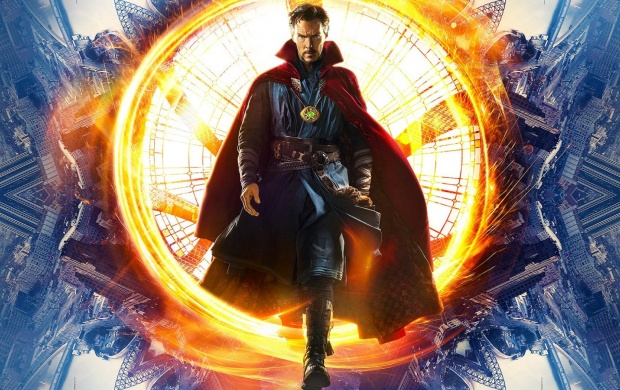 Doctor Strange Movie Poster (click to view)
