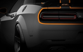 Dodge Challenger GT AWD Concept 2015