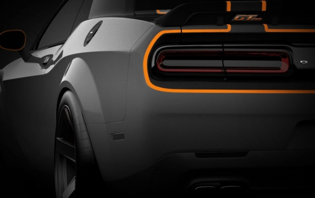 Dodge Challenger GT AWD Concept 2015 (click to view)