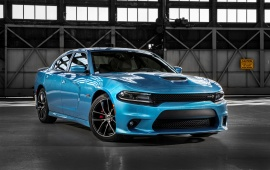 Dodge Charger RT Scat Pack 2015