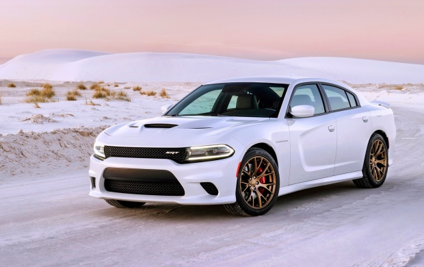 Dodge Charger SRT Hellcat 2015 (click to view)