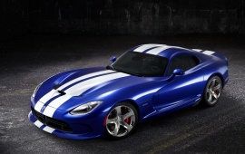 Dodge SRT Viper GTS Launch