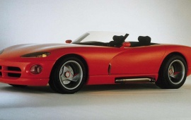 Dodge Viper RT10 Concept Vehicle - 1989
