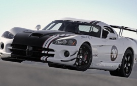 Dodge Viper SRT10 ACR-X Left