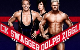 Dolph Ziggler Jack Swagger Vickie Guerrero