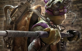 Donatello In TMNT 2014