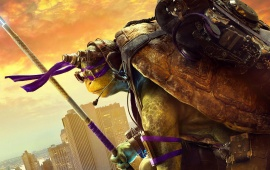 Donatello TMNT Out Of The Shadows