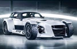 Donkervoort D8 GTO Bilster Berg Edition 2015