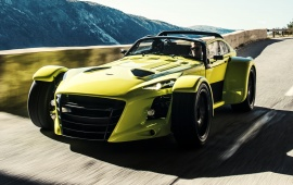 Donkervoort D8 GTO-RS 2017