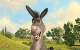 Donkey Of Shrek