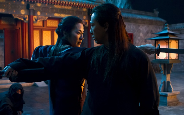 Donnie Yen And Michelle Yeoh Crouching Tiger (click to view)