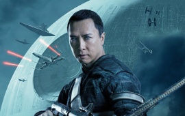 Donnie Yen As Chirrut Imwe