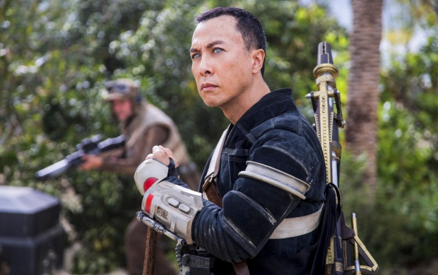 Donnie Yen As Chirrut Imwe A Star Wars Story 2016 (click to view)