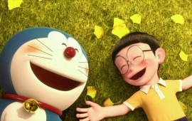Doraemon and Nobita