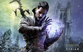 Dorian Dragon Age: Inquisition