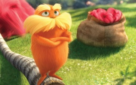 Dr Seuss The Lorax 2012