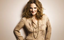 Drew Barrymore In Kurta