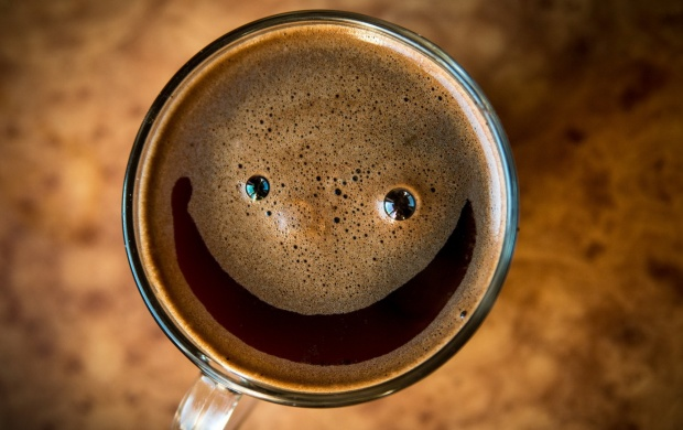 Drinks Coffee Smile Cup (click to view)