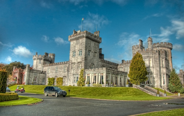 Dromoland Castle Ireland (click to view)