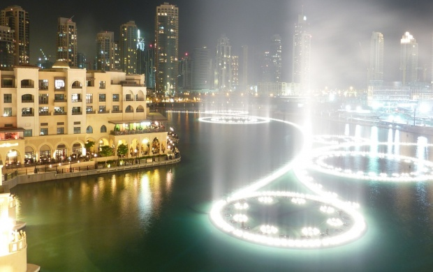 Dubai Fountain (click to view)