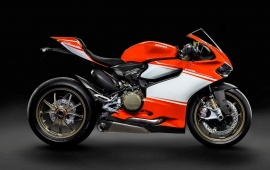 Ducati 1199 Superleggera Side View 2014
