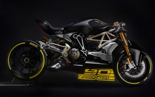 Ducati DraXter Concept (click to view)