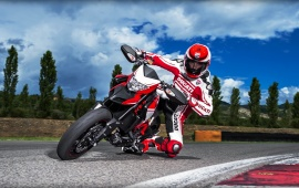 Ducati Hypermotard SP First Ride