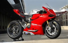 Ducati Panigale Superstock